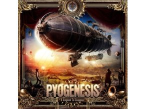PYOGENESIS - A Kingdom To Disappear (CD)