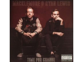 MACKLEMORE & RYAN LEWIS - Time For Change (CD)