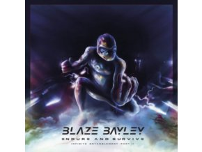 BLAZE BAYLEY - Endure And Survive (Infinite Entanglement Part Ii) (CD)
