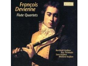 DEVIENNE - Devienne/Flute Quartets (CD)