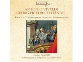 PONSEELE / VANLANCKER / DEMEYRE / VAN DER MEER / VIVALDI / HANDEL - Vivaldi/Handel/Sonatas & Trio Sonatas (CD)