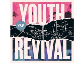HILLSONG YOUNG & FREE - Youth Revival - Acoustic (CD)