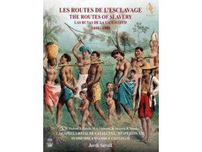 CAPELLA REIAL/HESPERION XXI - Les Routes De LEsclavage 1444 - 1888 (CD + DVD)