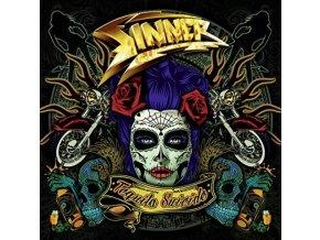 SINNER - Tequila Suicide (CD)
