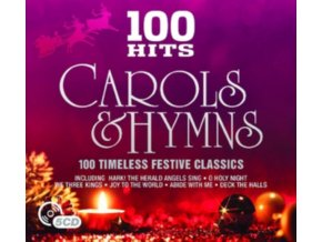 VARIOUS ARTISTS - 100 Hits - Carols & Hymns (CD)