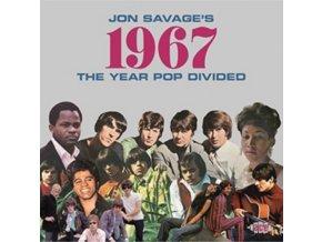 VARIOUS ARTISTS - Jon Savages 1967 (CD)