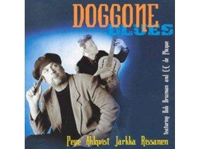 PEPE AHLQVIST - Doggone Blues (CD)