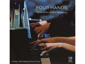 VINEYGRINBERG PIANO DUO - Four Hands  Australian Music For Piano (CD)