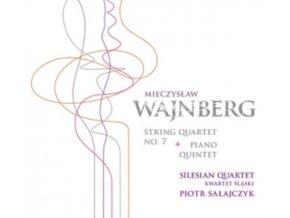 SILESIAN QUARTETSALAJSZYK - Wajnbergstring Quartet No 7 (CD)