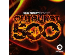 VARIOUS ARTISTS MIXED BY MARK SHERRY - Outburst 500 (CD)