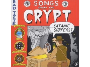 SATANIC SURFERS - Songs From The Crypt (CD)