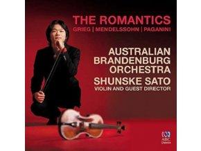 AUSTRALIAN BRANDENBURG ORCHESTRA & SHUNSKE SATO - The Romantics: Grieg. Mendelssohn. Paganini (CD)