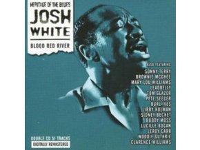 JOSH WHITE - Blood Red River (CD)