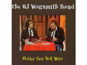 RJ WAGSITH BAND - Make Tea Not War (CD)