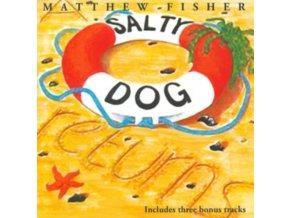 MATTHEW FISHER - A Salty Dog Returns (CD)