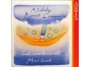 CONTEMPOART ENSCECCANTI - Schoenbergpierrot Lunaire Op 21 (CD)