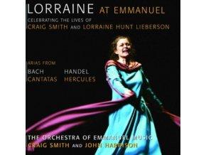LORRAINE HUNT LIEBERSON - At Emmanuel  Celebrating The Lives Of (CD)