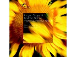 NORTHERN SINFONIAMENESES - Mozartpiano Concertos No 18 22 (CD)