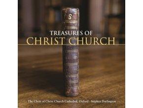 CHOIR CHRIST CHURCH CATHEDRAL - Treasures Of Christ Church (CD)