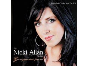 NIKKI ALLAN SEXTET - Youre Gonna Hear From Me (CD)