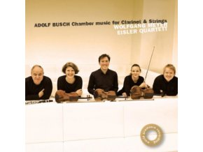 MEYER  EISLER QRT - Chamber Music For Clarinet  Strings (CD)