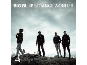 BIG BLUE - Strange Wonder (CD)