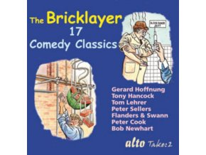 GERARD HOFFNUNG / SELLERS / HANCOCK / FLANDERS & S - The Bricklayer / 17 Comedy Classics Also Blood Donor. Goodness Gracious Me (CD)
