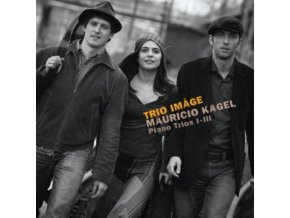 TRIO IMAGE - Kagel  Piano Trios (CD)