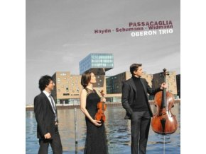 OBERON TRIO - Passacaglia (CD)