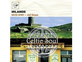 GULF STREAM - Ireland  Celtic Soul (CD)
