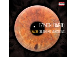TZIMON BARTO - Bach  Goldberg Variations (CD)