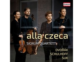 SIGNUM QUARTETT - Alla Czeca (CD)