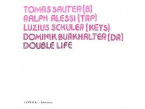 TOMAS SAUTER / RALPH ALESSI / LUZIUS SCHULER / DOMINIK BURKH - Double Life (CD)