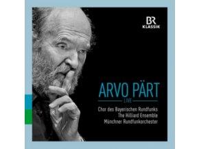 CHOR DES BR / HILLIARD - Part - Live (CD)