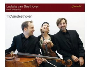 TRIOVANBEETHOVEN - Beethoven / The Piano Trios (CD Box Set)
