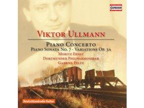 ERNST / DORTMUNDER PO / FELTZ - Ullmann / Piano Concerto (CD)