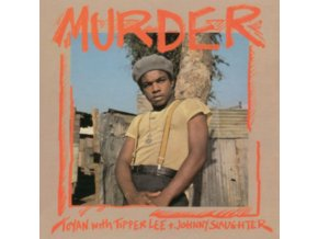 TOYAN WITH TIPPER LEE & JOHNNY SLAUGHTER - Murder (CD)