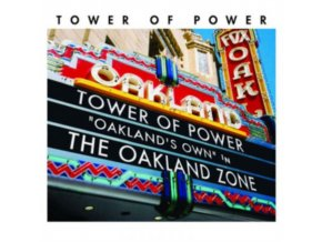 TOWER OF POWER - Oakland Zone (CD)