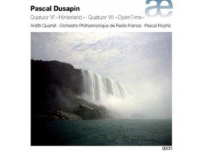 ARDITTI QUARTET / ORCHESTRE PHILHARMONIQUE DE RADIO FRANCE - Dusapin: Quatuor Vi Hinterland & Quatuor Vii Opentime (CD)