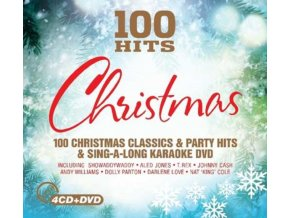 VARIOUS ARTISTS - 100 Hits - Christmas (CD + DVD)