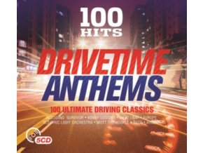 VARIOUS ARTISTS - 100 Hits - Drivetime Anthems (CD)