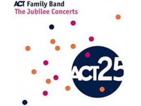 VARIOUS ARTISTS - Act Family Band : The Jubilee Concerts (CD)