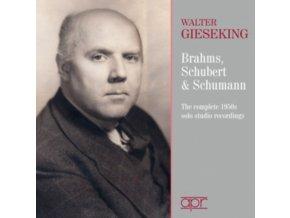 WALTER GIESEKING - Gieseking/1950 Studio Recordings (CD)
