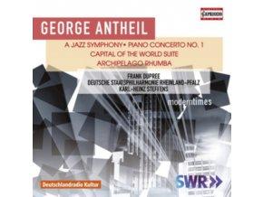 VARIOUS ARTISTS - Antheil/A Jazz Symphony (CD)