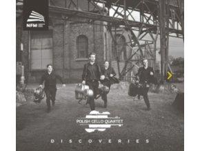 POLISH CELLO QUARTET - Discoveries (CD)