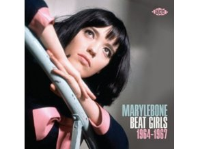 VARIOUS ARTISTS - Marylebone Beat Girls 1964-1967 (CD)