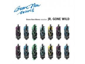 JR. GONE WILD - Brave New Waves Session (CD)