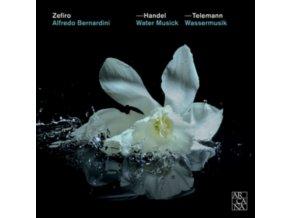 ZEFIRO / ALFREDO BERNARDINI - Handel/ Telemann - Water Musick / Wassermusik (CD)