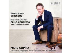 MARK COPPEY / DEUTSCHES SYMPHONIE ORCHESTER BERLIN - Bloch: Schelomo/ Dvorak: Klid/ Cello Concerto Op 104 (CD)