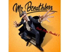 MR. BREATHLESS - CanT Stop Rockin (CD)